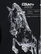Marcelo Burlon Sweatshirt - Black dark