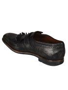 Church's Fringed Monk Shoes - Nero