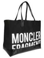 Moncler Genius Logo Tote - Black