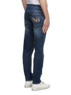 Dolce & Gabbana Slim-fit Jeans - Blu