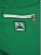 Prada Prada Logo Track Pants - GREEN