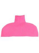 GCDS Ribbed Knit Top - Pink