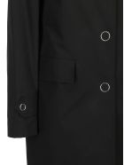 Burberry Farringdon Coat - Black