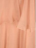 Dsquared2 D Squared Long Flounce Dress - PINK