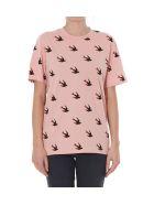 McQ Alexander McQueen Mcq Swallow T-shirt - Pink
