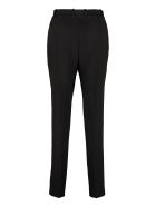 Givenchy Wool Tailored Trousers - black