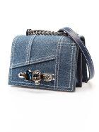 Alexander McQueen Small Jewel Shoulder Bag - Basic