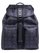 MCM Raymonde Backpack - Black