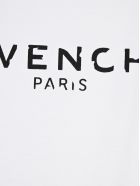 Givenchy Logo Print T-shirt - WHITE