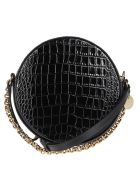 Givenchy Eden Round Bag - Black