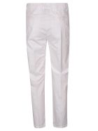 Aspesi Cropped Trousers - White