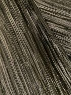 Saint Laurent Scarf Echarpe Plisse - Black Gold