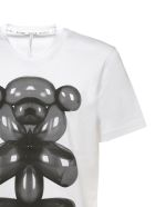 Black Barrett Balloon Bear T-shirt - Bianco nero