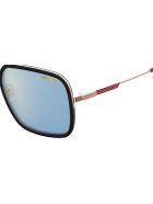 Carrera CARRERA 1027/S Sunglasses - Y Blk Gdcopper