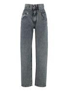 Alberta Ferretti Regular Fit Jeans - Denim