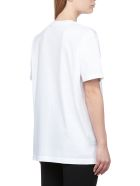 Calvin Klein Jaws Printed T-shirt - Bianco multicolor