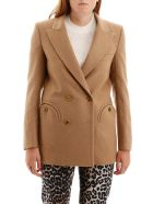 Blazé Milano Everyday Blazer - CAMEL (Brown)