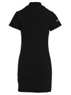 HERON PRESTON Mini Dress - BLACK