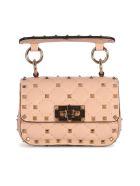 Valentino Micro Shoulder Bag - Q Rose Quartz