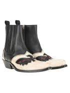Golden Goose Santiago Ankle Boots - Black