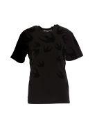 McQ Alexander McQueen Swallow T-shirt - Black