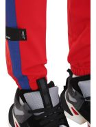 Ben Taverniti Unravel Project Red Polyester Pants - red