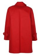 Mackintosh Trench Coat - Goil berry