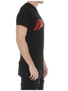 Philipp Plein T-shirt With Logo - Black/red