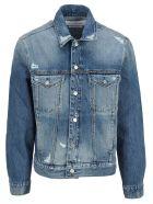 Calvin Klein Jeans Denim Jacket Broken - Basic