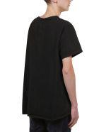 Rhude Short Sleeve T-Shirt - Nero bianco