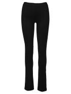 Helmut Lang Full Length Flare Legging - BLACK