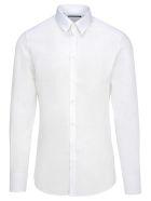 Dolce & Gabbana Dolce&gabbana Dolce & Gabbana Martini Fit Shirt - WHITE