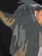 Marques'Almeida Printed T-shirt - Black Horse Print