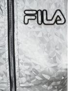 Fila Geometric Print Bodysuit - SILVER