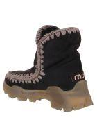 Mou Eskimo Boot Ntain 18 Cm - Offb Off Black