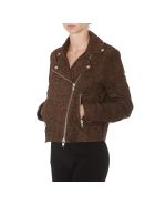 Bully Leather Jacket - Brown