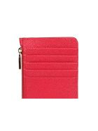 Dolce & Gabbana Logo Cards Holder - Red