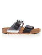 Rick Owens Buckled Sliders - R