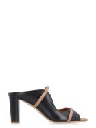 Malone Souliers Norah Leather Mules - black