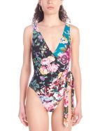 Zimmermann 'allia' Swimsuits - Multicolor