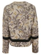 Antonio Marras V-neck Sweater - Beige