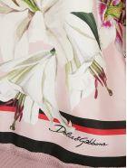 Dolce & Gabbana Silk Pullover - Gigli fdo rosa