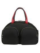 Prada Handbag - Nero/fuoco