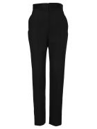Haider Ackermann High Waist Pants - BLACK