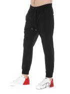 Dolce & Gabbana Logo Track Pants - Black