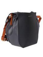 Marni Black Leather Bag - Black