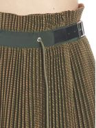 Sacai Skirt - Brown