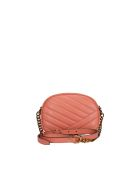 Tory Burch Small Kira Camera Bag - Pink