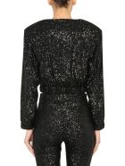 Rotate by Birger Christensen Judy Jacket - NERO