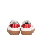 Saint Laurent Court Classic Sl/06 Low-top Sneakers - WHITE RED